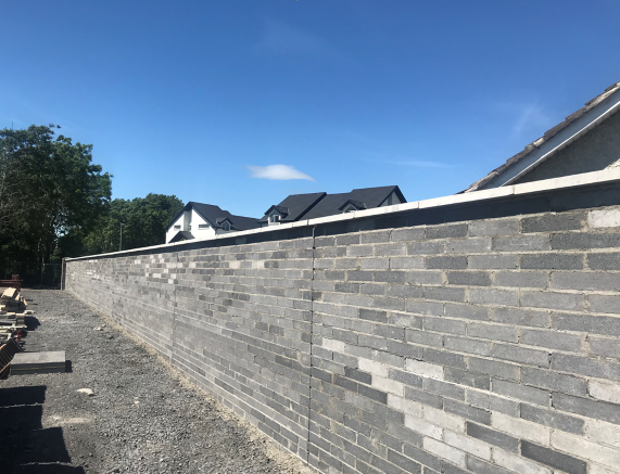Wall 3 Blockwork - Phase 1 complete & ready for render
